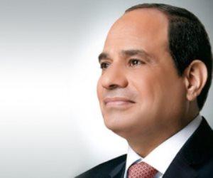 الرئيس السيسى: ندعم جهود إنهاء التوتر والحد من نزيف الدماء والخسائر فى فلسطين