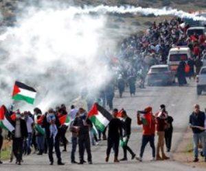 العالم يتضامن مع فلسطين.. احتجاجات بالأرجنتين والبرازيل.. و 9 آلاف في مسيرة بمدريد للتنديد بالعدوان الإسرائيلي