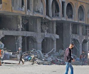 تحرك أممي لوقف العدوان علي غزة.. والمنظمة الدولية تحمل إسرائيل مسئولية تأخر وصول المساعدات