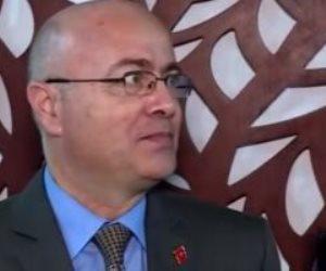 سفير المغرب فى القاهرة: نشكر مصر لتسهيلها إيصال المساعدات المغربية لفلسطين