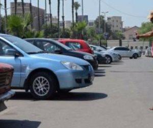 وداعا «السايس».. تطبيق قانون تنظيم انتظار المركبات في الجيزة (صور)