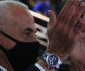 حسين لبيب: الزمالك لا يتعرض لمؤامرة.. وتلقيت تهنئة من أعضاء بالأهلى بالدورى
