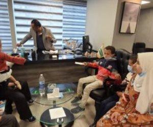 """المهندس حسام صالح يكشف تكفل """"المتحدة"""" برعاية أولاد عامل لديها توفى قبل رمضان"""