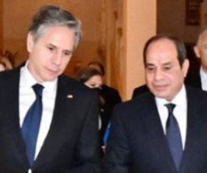 القاهرة وواشنطن تتفقان على ضرورة خروج المرتزقة والميليشيات الأجنبية من ليبيا