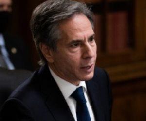 وزير الخارجية الأمريكى يعلن عن تخصيص 360 مليون دولار كمساعدة لقطاع غزة