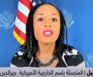 المتحدثة باسم الخارجية الأمريكية: سنعمل مع مصر لتعزيز الأمن والاستقرار الإقليمى
