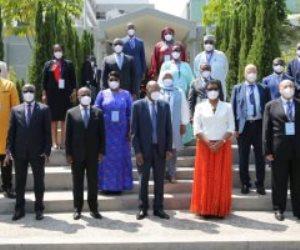 مؤتمر رؤساء البرلمانات الأفريقية يرحب بعودة مصر.. ويعرب عن تقديره لجهودها