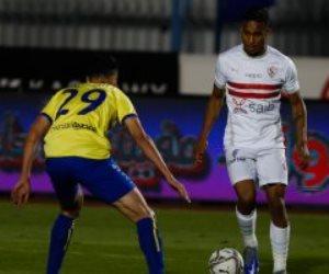 الزمالك في دور الـ 8 في كأس مصر بمزيد من الجراح: تغلب على الإسماعيلي بصعوبة وكروت صفراء كثيرة