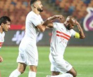 شيكابالا وإمام عاشور يقودان الزمالك أمام الجونة فى الدوري الممتاز