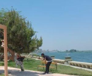 عروس الصعيد تشهد طفرة في المشروعات الخدمية.. كورنيش المنيا يعيد المحافظة إلي مكانتها الأولي