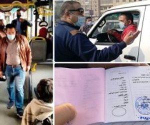 نرصد بالأرقام ..مخالفات أول أيام تطبيق المواعيد الصيفية لمواجهة كورونا