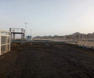 تطوير مضمار شرم الشيخ للهجن بتوسعات جديدة لوضعه على خريطة السياحة والرياضة العالمية ( صور)