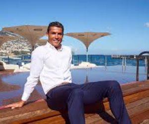 """كريستيانو رونالدو بالتريند لافتتاحه ثالث فندق له من سلسلة """"CR7"""" وسط العاصمة الإسبانية مدريد """"صور"""""""