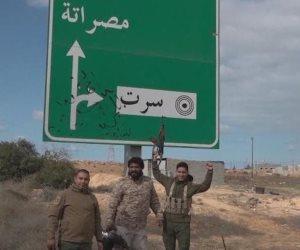 بعد اغلاقه لمدة عامين .. محاولات لفتح الطريق الساحلي الليبي.. والمجلس الرئاسي يأمر الميلشيات