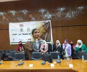 """""""خطة القومي للمرأة"""" بشمال سيناء للقضاء على ظاهرة ختان الإناث.. تعرف عليها"""