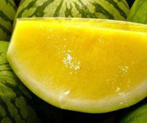 البطيخ الأصفر.. فوائده وأهم العناصر الغذائية في انقاص الوزن ومرضى السكر