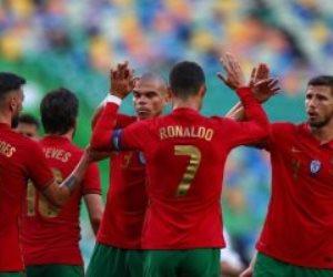 """بعد 84 دقيقة ..جيريرو يفتتح أهداف البرتغال ضد المجر في يورو 2020  """"فيديو"""""""