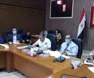 تفاصيل استعدادات شمال سيناء لامتحانات الثانوية العامة والأزهرية والدبلومات الفنية ( صور)