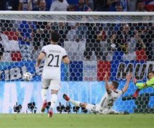 بنيران صديقة .. منتخب فرنسا يُسقط الألمان بهدف فى يورو 2020.. فيديو