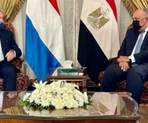 وزير خارجية لوكسمبورج: الاتحاد الأوروبى يتفهم موقف مصر تجاه قضية سد النهضة