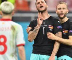 خلاف تاريخي بين صربيا وألبانيا وراء توجيه مهاجم النمسا السباب للاعبى مقدونيا الشمالية.. تعرف علي تفاصيله