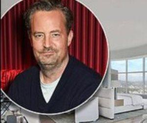 """في أغلي عملية بيع ..الممثل العالمى ماثيو بيرى يبيع شقته المعروفة باسم """" قصر في السماء """" بمبلغ خيالي"""
