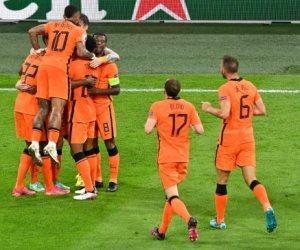 يورو 2020.. هولندا والنمسا حرب على صدارة المجموعة الثالثة.. والدنمارك تصطدم ببلجيكا في لقاء الفرصة الأخيرة