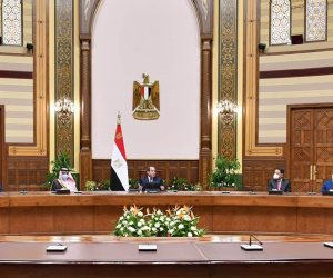 السيسي لوزراء الإعلام العرب: قوى الإرهاب والتطرف والميليشيات لا تستطيع أن تقود الدول