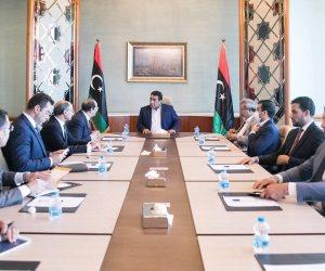 بتوجيهات من الرئيس السيسي.. اللواء عباس كامل يبحث مع الدبيبة والمنفي تعزيز العلاقات الثنائية والتطورات المحلية والإقليمية