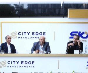 سيتي ايدج توقع مذكرة تفاهم استراتيجية مع سكاي لتملك وإدارة المشروعات