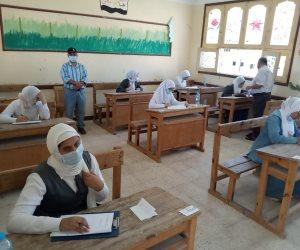 انطلاق امتحانات الدبلومات والثانوية الأزهرية بشمال سيناء وسط إجراءات احترازية