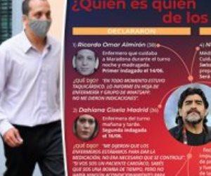 هل مات مارادونا مقتولا؟.. توجيه الاتهام لـ7 من فريقه الطبي ومنعهم من السفر