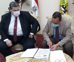 محافظ شمال سيناء يعتمد نتيجة الشهادة الإعدادية بنسبة نجاح 82.1 % .. ننشر أسماء الأوائل