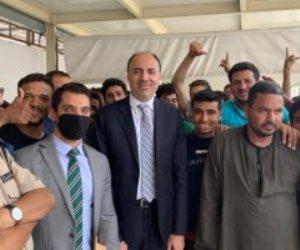 مصر لن تنسى أبنائها.. نكشف تفاصيل إطلاق سراح 90 مصريا في طرابلس