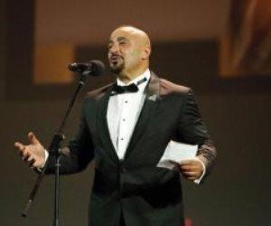 """احمد السقا بعد منحة جائزة الانجاز الابداعي"""" أدين بهذا الإنجاز لكل الذين وقفوا إلى جانبي في كل خطوة"""" """"صور"""""""