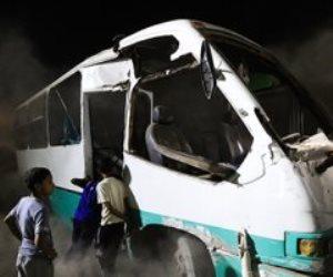 رئيس السكك الحديد يكشف تفاصيل حادث قطار حلوان.. ويؤكد: السائق سلم نفسه للشرطة