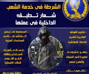 30 يونيو 2013.. ذكرى عودة بريق شعار «الشرطة في خدمة الشعب»