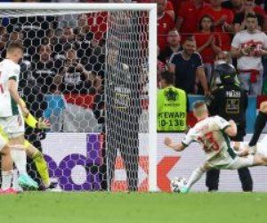 بصعوبة بالغة .. تأهل منتخب ألمانيا لدور الـ 16 بعد تعادله مع المجر 2 - 2 فى يورو 2020