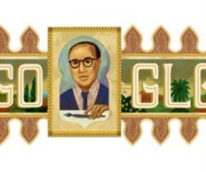 """جوجل يحتفى بـأكبر فنانى المنمنمات محمد راسم في ذكرى ميلاده الـ 125 """"صور"""""""