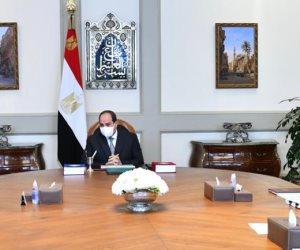 الرئيس السيسى يشدد على صون مال الوقف وتنميته وحسن إدارته وإزالة أي تعدٍ عليه