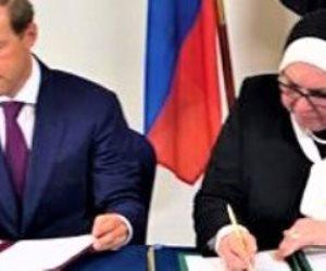 وزير الصناعة الروسى: ندرس تصنيع وتجميع السيارات فى مصر