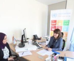 منسقة الأمم المتحدة: مصر من أول 10 دول التزمت بتقارير التنمية المستدامة