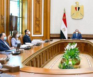 ماذا دار في اجتماع المجموعة الاقتصادية؟.. استقرار المؤشرات الاقتصادية على رأس أجندة الرئيس السيسي