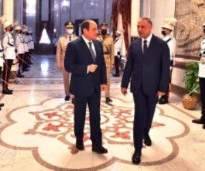 """بماذا تخبرنا """"الزيارة التاريخية"""" للرئيس السيسى إلى بغداد؟ تقرير يكشف التفاصيل"""