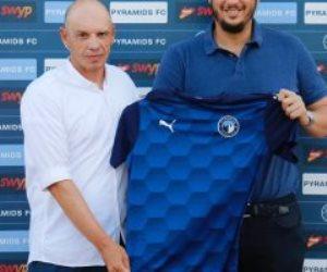 رسميا ..بيراميدز يتعاقد مع اليونانى تاكيس جونياس مديرًا فنيا للفريق .. فيديو وصور