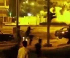 """الوثائقى """"قرار شعب"""" يكشف تهديد الإخوان للشعب المصري من منصة رابعة: سنسحقكم.. فيديو"""