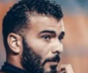 عماد متعب يظهر فى استوديو مباراة الأهلى وبيراميدز ويعلن شفاءه
