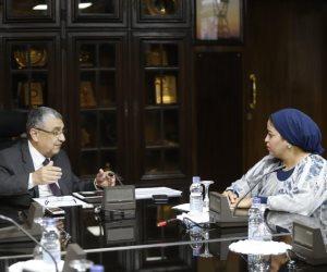 الدكتور محمد شاكر وزير الكهرباء والطاقة المتجددة يروي لـ«صوت الأمة» تفاصيل العبور المصري إلى دولة مصدرة للكهرباء