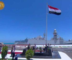 قاعدة 3 يوليو.. إنجاز مصري يعزز حماية الأمن العربي والإقليمي