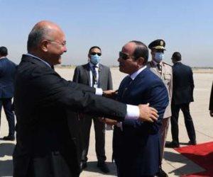 هشام السروجي يكتب: في الذكرى الثامنة لـ«30 يونيو».. التعاون المصري العراقي الأردني يعيد رسم خريطة القوة في المنطقة
